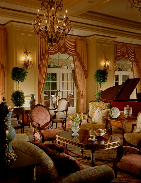 The ritz carlton sarasota traditional other by for Interior decorators sarasota