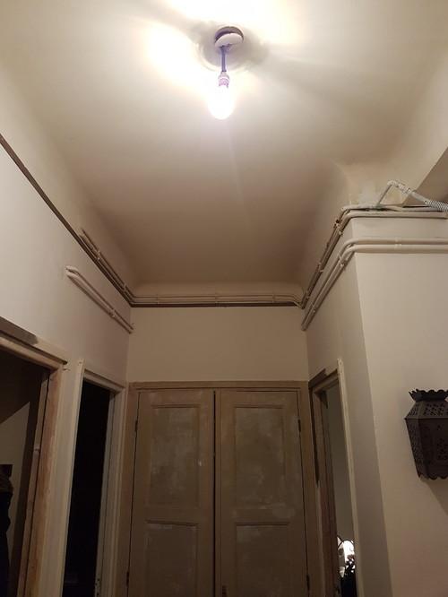 Besoin De Conseils Pour Un Plafond