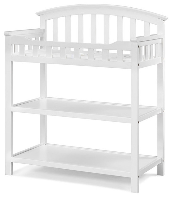 graco 00524 361 arlington change table white changing tables by peazz