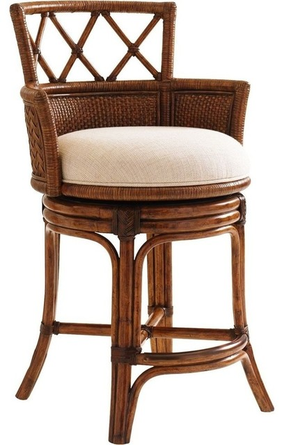Tommy Bahama Bali Hai Kamala Bay 24 Quot Counter Stool Warm