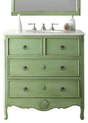 shop houzz  chans furniture daleville bathroom vanity and sink, Bathroom decor