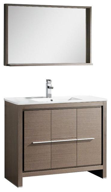 Fresca Allier 40 Modern Bathroom Vanity Modern Bathroom Vanities An