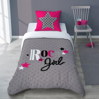 Girly rock moderne housse de couette et parure de lit for Parure de lit moderne