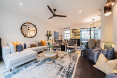 Houzz Tour: Black-and-White-Inspired Home is Fit for Entertaining
