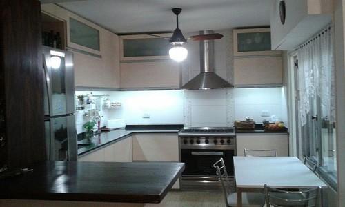 reforma integral de una cocina de 20 metros cuadrados