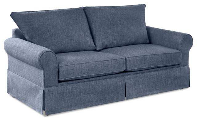 Avenue 405 Addison Full Sleeper Sofa Transitional Sleeper