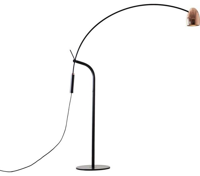 Seed Design Hercules Floor Lamp   Copper/black.