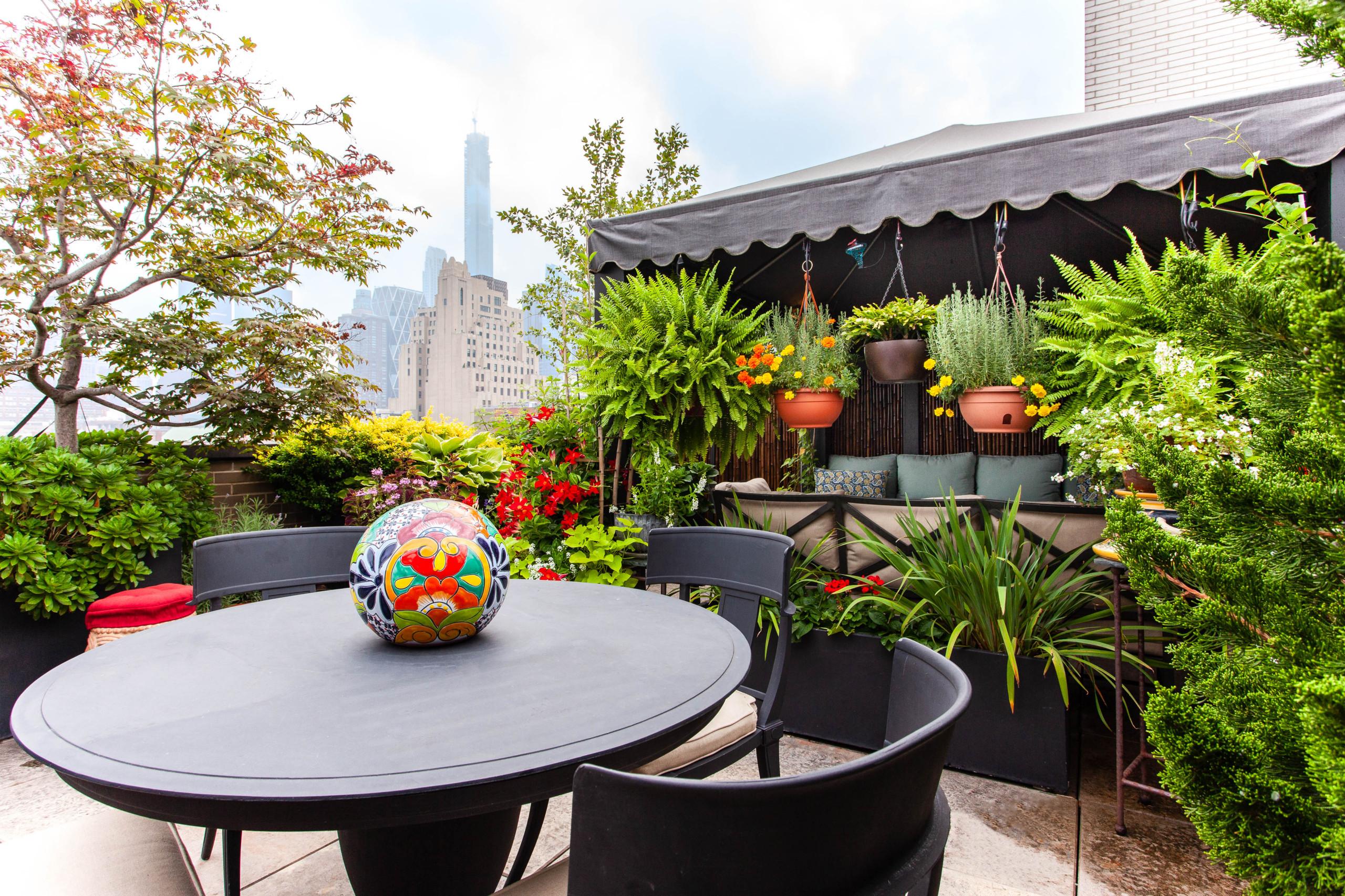 Hell's Kitchen Roof Garden