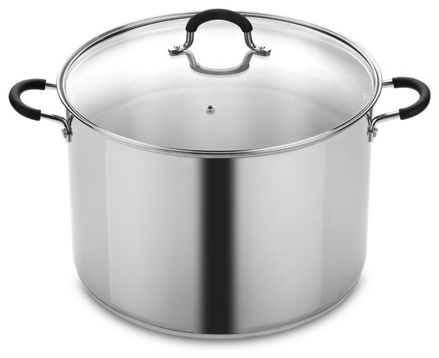 Cook N Home Stainless Steel Canning Pot/stockpot.