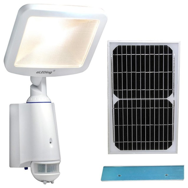 Pure Digital Solar Powered Smart Light Transitional