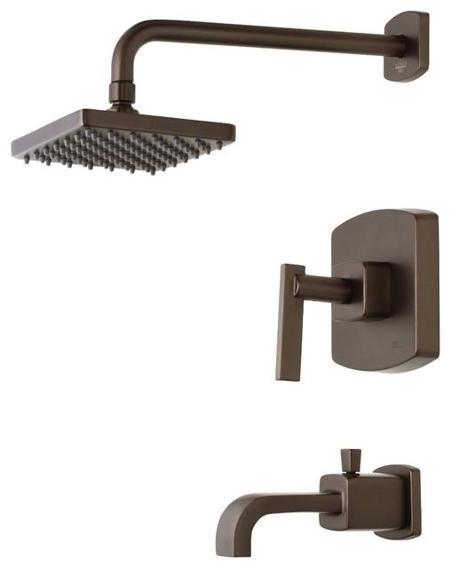 Oil Rubbed Bronze Shower Handles - Mobroi.com