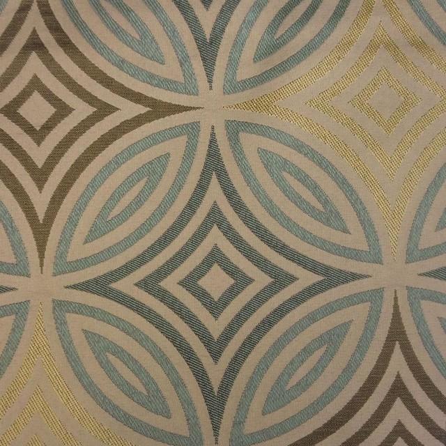 Optica Seaside Upholstery and Drapery Fabric