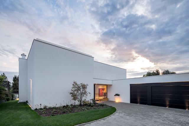 Einfamilienhaus Fr12 Modern Stuttgart Von Schiller
