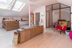 Casas Houzz: La versátil reforma de un ático de 60 m² en Madrid