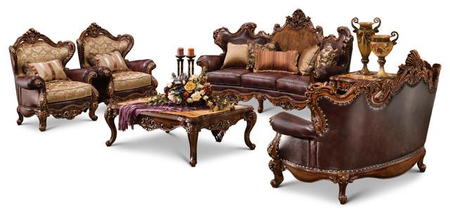 Knightsbridge 6-Piece Living Room Set