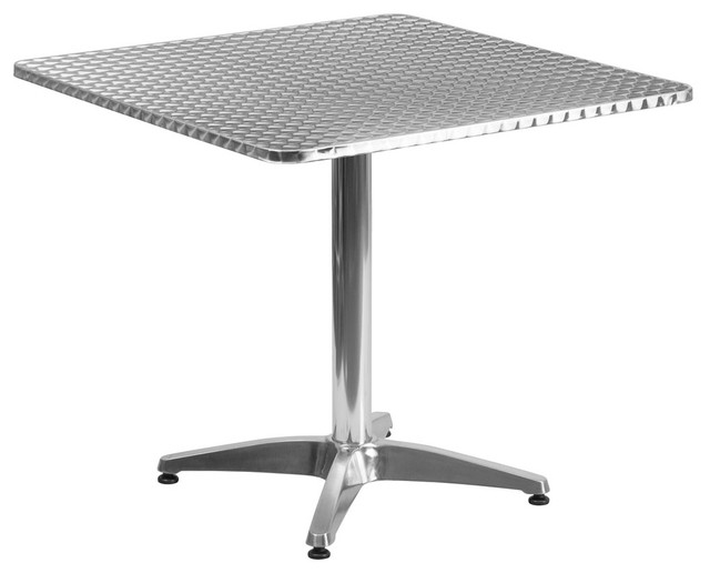 """Restaurant Tables and Chairs, """"Katherina"""" 31.5'' Restaurant Outdoor Table"""