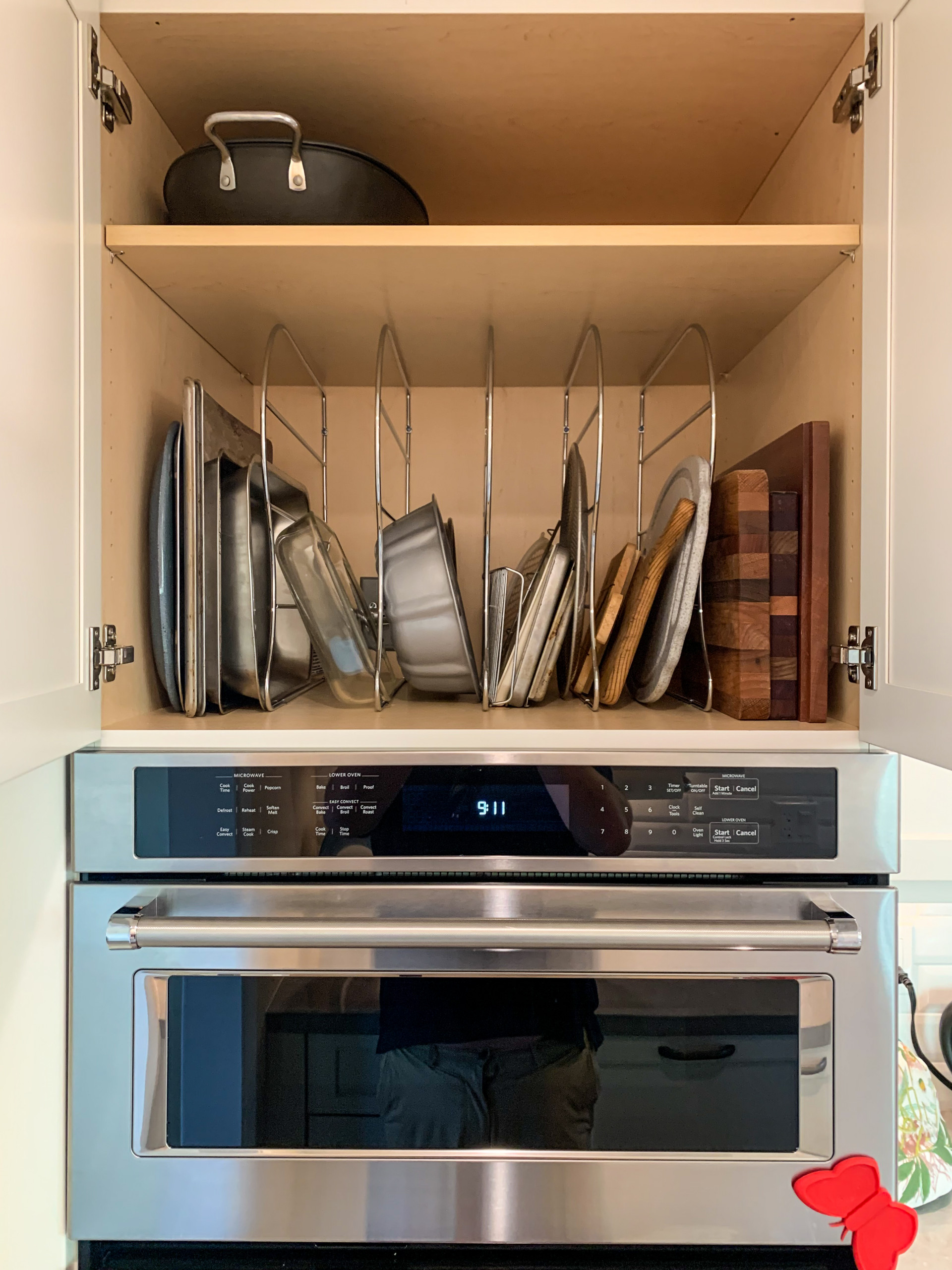 Kitchen Remodel with Peninsula Cooktop