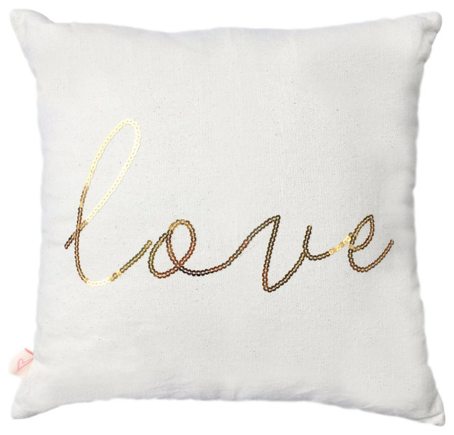 Decorative Love Pillow : Sweet Water Decor