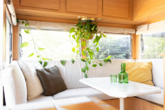 Before & After: A '70s Vintage Caravan Gets a Delightful New Look