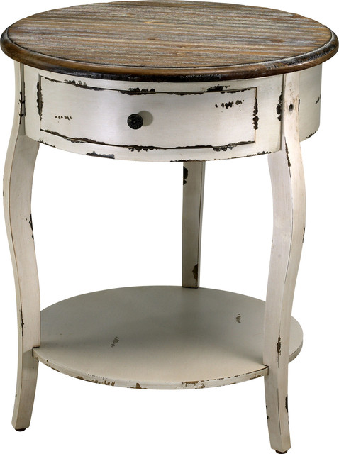 Abelard Side Table Farmhouse Side Tables And End