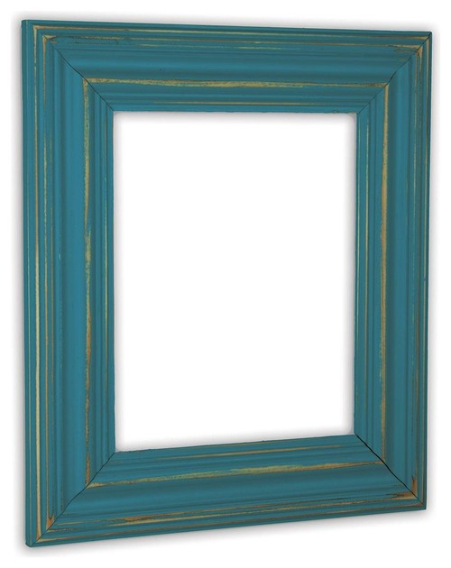 I need a turquoise picture frame to fit a 15x11+ picture size to buy?