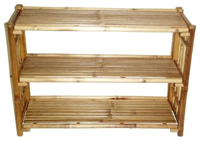 bamboo bathroom furniture argos tier rack tropical cabinets shelves storage
