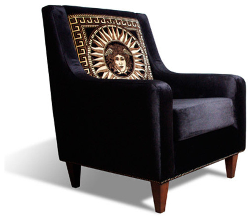 sc 1 st  Houzz : versace chairs - Cheerinfomania.Com