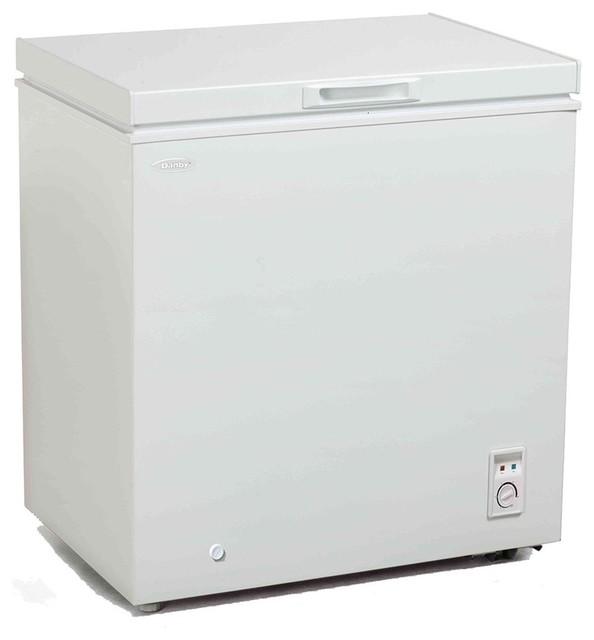 Danby 5 0 Cuft Chest Freezer,Up Front Temperature Control Dcfm050C1Wdb
