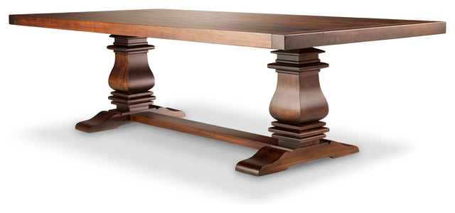 Long Island Table - Dining Tables - Other - by Woodcraft Furniture