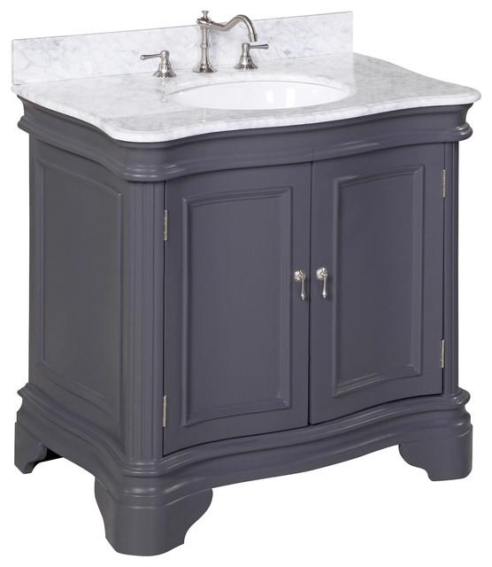 katherine bath vanity  traditional  bathroom vanities and sink, Home design