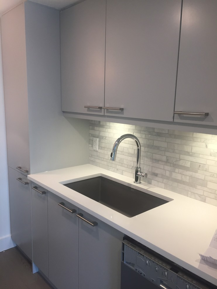 Coal Harbour Townhome