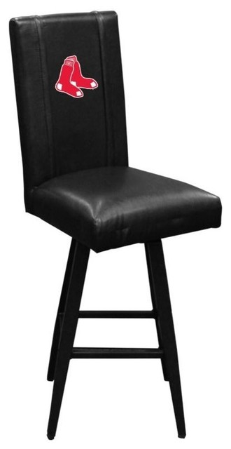 wholesale dealer 9011e cc8a2 Boston Red Sox MLB Bar Stool Swivel 2000 With Primary Logo Panel