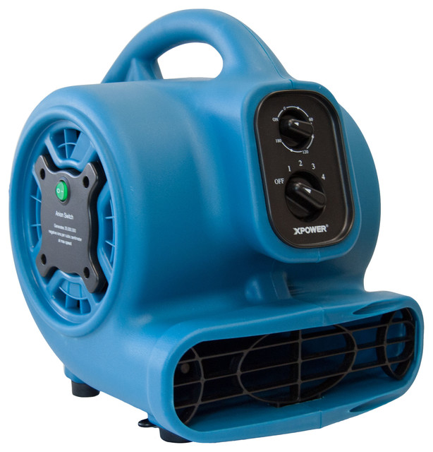 Freshen Aire 1/5 Hp 4 Speeds Scented Air Mover With Ionizer And Timer.