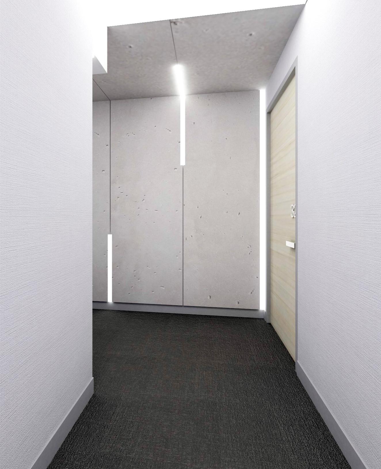Residential Hallways Renovation