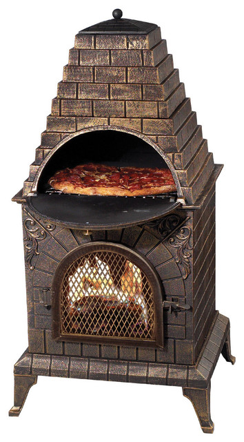 aztec allure pizza oven