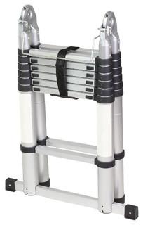A Frame Aluminum Ladder Telescopic Extension Tall Multi