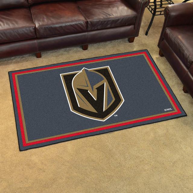 5481a3566 NHL - Vegas Golden Knights 44x72 Rug