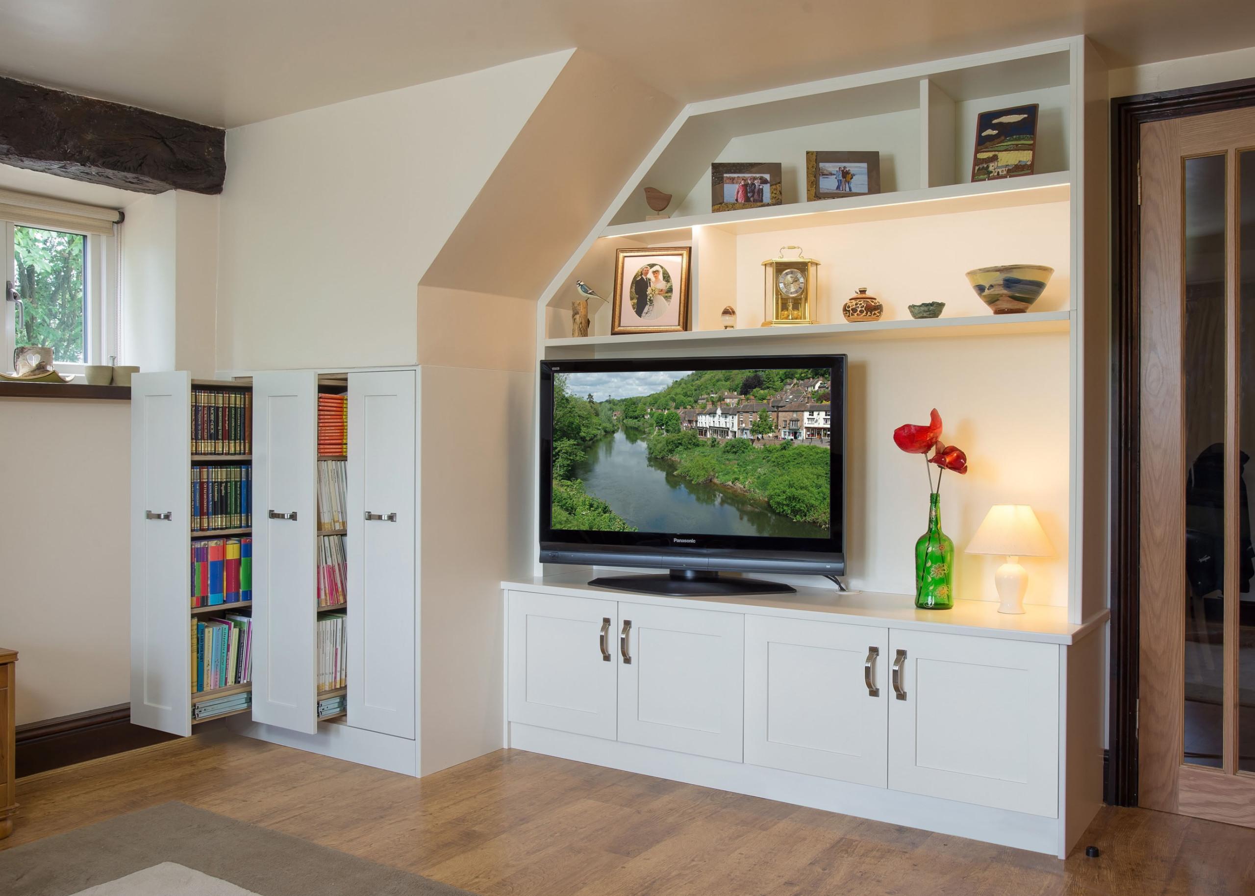 Bespoke Display Storage
