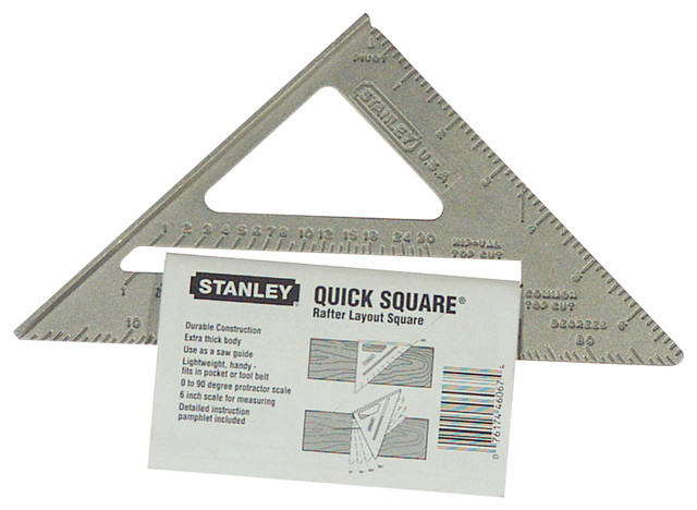 Stanley Hand Tools Quick Square Layout Tool.