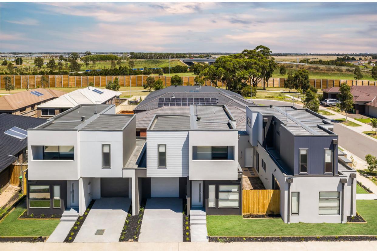 Multi Townhouse Development