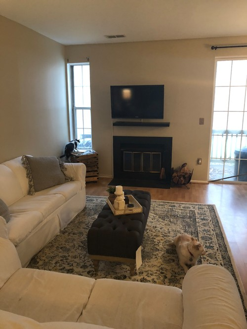 Please help me decorate my living room and dining area
