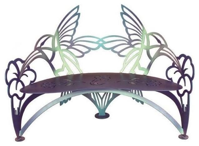 Bon Hummingbird Outdoor Bench
