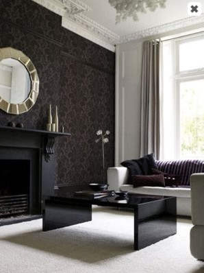 damask_wallpaper_black_living_room_carpet.jpg (image)