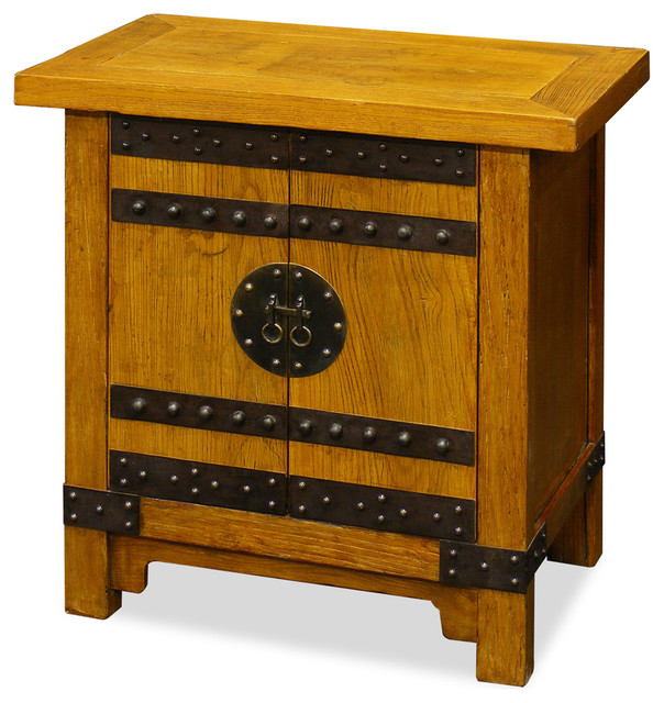 Chinese Northern Village Cabinet - Asian - Accent Chests And Cabinets - by China Furniture and Arts