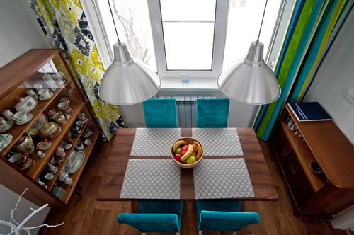 Квартира в скандинавском стиле.