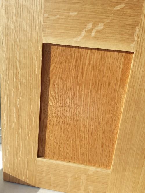 Is this rift sawn or quarter sawn oak?