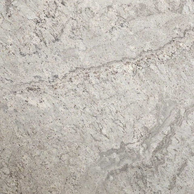Various Sized White Supreme Countertop Granite Slab