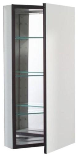 Robern Mt16d6fpn M Series Cabinet Flat Plain Mirror Cabinet.