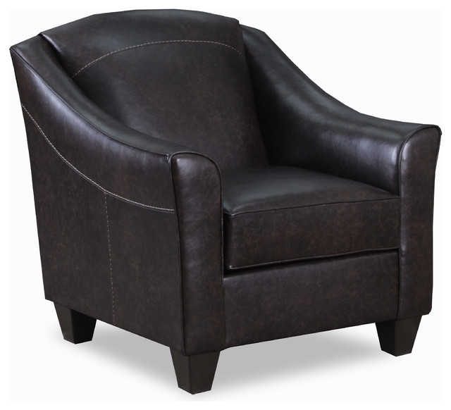 Simmons Upholstery Accent Chair Transitional Armchairs