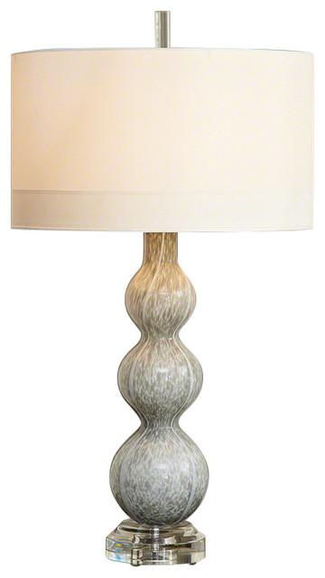 Cloud Lamp, Light Gray.